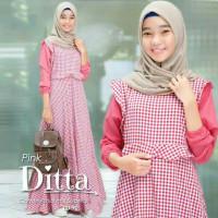Baju Remaja dres over all pakaian muslim baju ngaji baju lebaran
