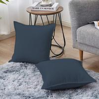 King Rabbit Cushion Pillow Premium Cotton Case 45x45 cm (Buy 1 Get 1)