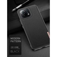 Case Xiaomi Mi 11 - Dux Ducis FINO Series Premium Soft Case - Hitam