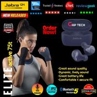 JABRA ELITE ACTIVE 75t / ACTIVE75t / 75t ACTIVE True Wireless Earbuds
