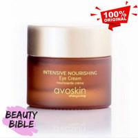 Avoskin Intensive Nourishing Eye Cream 10 gr Original Ready Jakarta