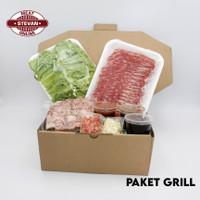 Paket Gril by Stevan Meat Shop