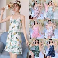 Baju Tidur Wanita / Daster Dress Piyama Sexy - PR10-026