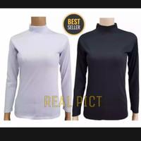 Baju Manset Kaos Polos Hitam Putih