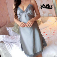 XXMAKE XXN119 Sexy Lingerie Baju Tidur Hot Wanita Pajamas