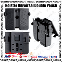 Holster Universal Double Pouch