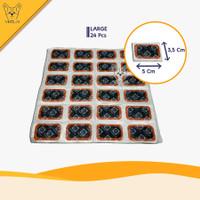 Tambal Ban Tip Top Cold Patch Thumbs Up Medium M 48 PCS Large L 24 PCS