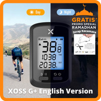 XOSS G+ Wireless Bluetooth ANT+ Speedometer Sepeda lipat MTB Roadbike