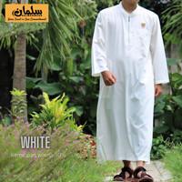 Baju Gamis Jubah Saudi Toyobo Dewasa Pria Salman