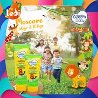 Cussons Baby Moscare Skin Protection Lotion 50gr & 100gr / MY LEDI