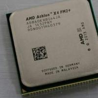 Prosesor AMD FM2+ Athlon X4-860K 3.7GHZ - 4.0GHz X4 860K Tanpa GPU