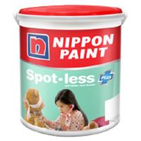 CAT TEMBOK SPOTLESS PLUS (Interior) NIPPON PAINT CCM - Putih (2.5Lt)