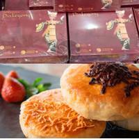 Pia Legong Rasa Coklat Keju Super Fresh Oleh-Oleh Khas Bali