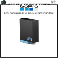 GoPro Rechargeable Li-Ion Battery for HERO8/7/6/5 Black and HERO 2018