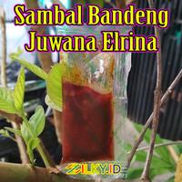 Sambal Sambel Sachet Ikan Bandeng Juwana Elrina Erlina Semarang Bekasi