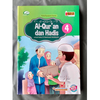 Al-Qur'an Hadis KMA Aqila MI Kelas 4