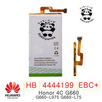 Baterai Honor 4C U01 G660 G660 L75 HB444199EBC+ Double 2IC Protection