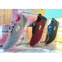 Sepatu Wanita Skechers Woman-AIR Skecher Flyknitt Sneakers Skech-Air