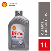 Oli SHELL HELIX HX8 FULLY SYNTHETIC 5W-30 Botol 1L