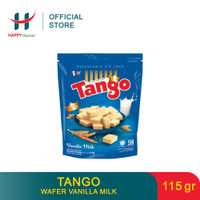 TANGO Wafer Vanilla Milk 115 GR