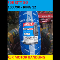 FDR City Go 100/90 ring 12 Ban Depan Motor Scooter Retro Scoopy Vespa
