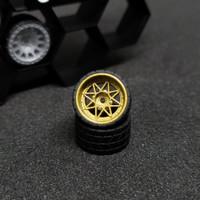 Ban Hotwheels Full Resin Bukan Karet Skala 64 Model GHKU 12