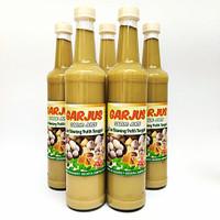 Jus Herbal Bawang Tunggal +Madu +Sari Apel +Jahe Merah +Lemon