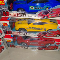 Mainan RC Mobil Balap Kado Anak