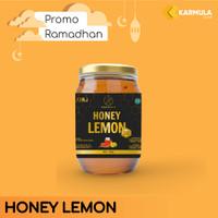 [NEW] Madu HERMOFIT HONEY LEMON 380gr | 100% Madu Murni