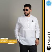 Baju Koko Kemko Busana Muslim Premium Pria Samase TDS-KM009