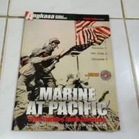majalah edisi koleksi angkasa marine at pacific bag II