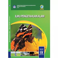 Buku Paket IPA semester 1 K13 Kelas IX-9 SMP