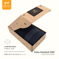 OKE Morning Whistle Carton Box Packaging Single 30 x 18 x 8 cm