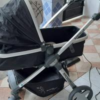stroller babyelle madison 2nd