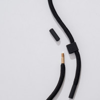 Detachable Strap Hitam
