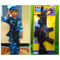Loreng TNI Angkatan Udara Baju Tentara loreng Au anak