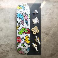 Skateboard fullset option 8.25 BM sk8 with big trucks 5.5