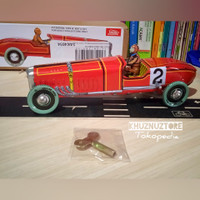 Mainan koleksi mobil balap jadul f1 klasik vintage diecast classic