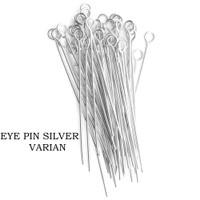 Eye Pin Silver Varian