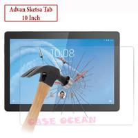 Advan Tab Sketsa 10 Anti Gores Screen Guard 9H Nano Glass Clear Bening