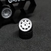 Ban Hotwheels Full Resin Bukan Karet Skala 64 Model GHKU 05