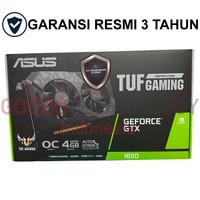 ASUS TUF Gaming GTX 1650 OC 4GB GDDR6