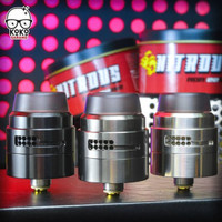 Authentic RDA NITROUS 22mm Single Coil Asli Oten Atomizer