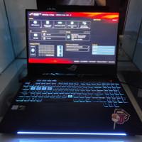 ASUS ROG STRIX GL504GM - ES029T HERO II (SECOND) siap nego siap kaniba