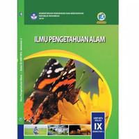 Buku Paket IPA semester 2 K13 Kelas IX-9 SMP