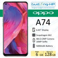 OPPO A74 6/128 GB Garansi Resmi
