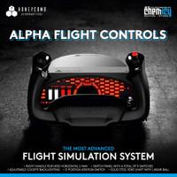 Honeycomb Aeronautical Alpha Flights Controls
