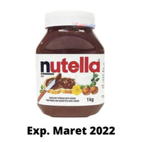 Nutella Spread Selai Coklat 1000gr 1kg