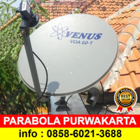 Antena Parabola Mini Digital dan Pemasangan