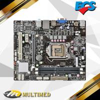 Mobo LGA 1155 H61 DDR3 Merk Ecs